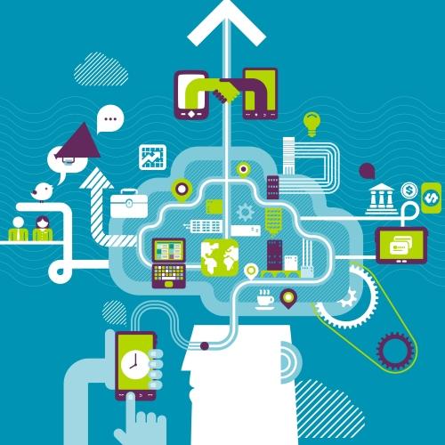 Saturation of Social Media