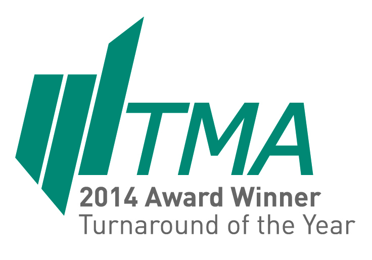 O'Keefe Wins Turnaround of the Year Award