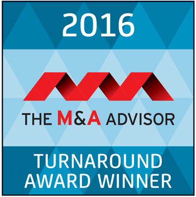 O'Keefe Honored with Two M&A Advisor Turnaround Awards