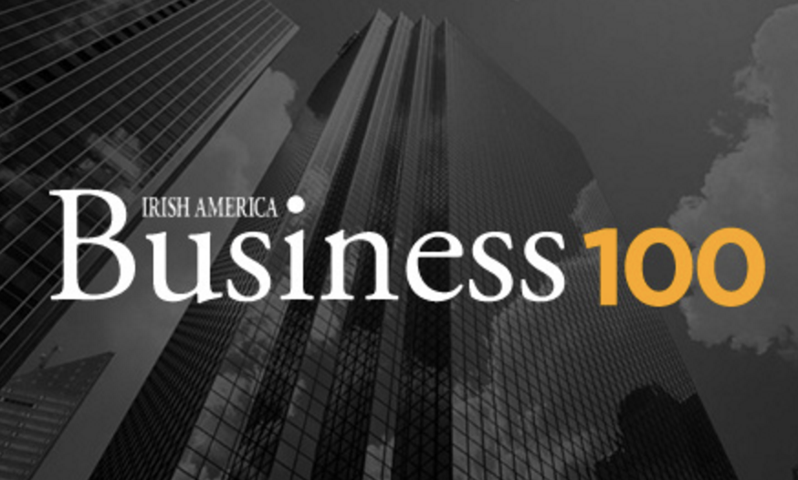 Patrick O'Keefe Named to 32nd Annual Irish America Business 100