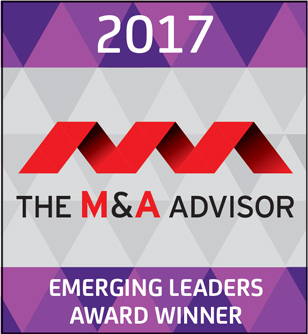 Matthew Rizzo of O'Keefe Announced as Winner of  the M&A Advisors' 8th Annual Emerging Leaders Awards