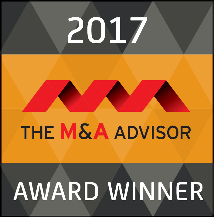 Patrick O'Keefe Named Deal Professional of the Year by M&A Advisor