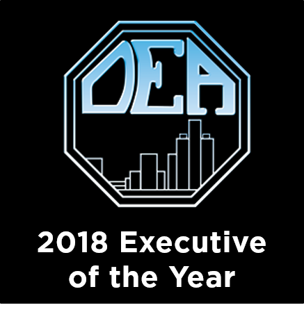 "Patrick O'Keefe Honored as Detroit Executives Association ""Executive of the Year"""
