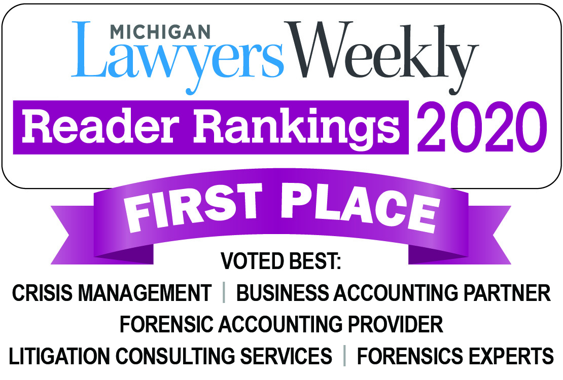 O'Keefe named winner in 5 categories in Michigan Lawyers Weekly Reader Rankings