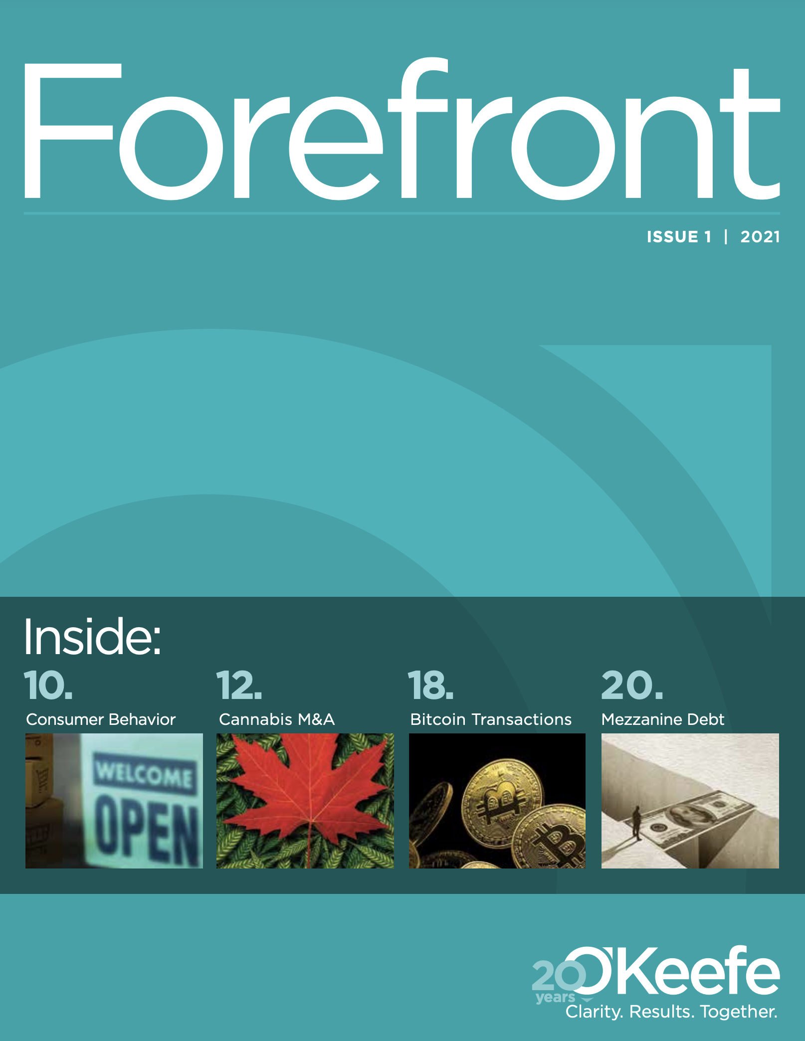 FOREFRONT 1 2021