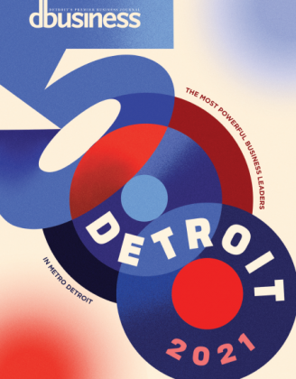 Pat O'Keefe Named in DBusiness Detroit 500